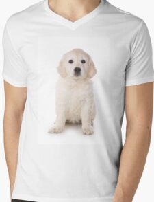 Golden retriever puppy and dog T-Shirt