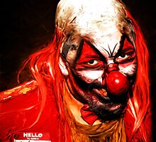 Evil Clown Munchey by Brandon Batie