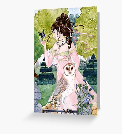 Titania Greeting Card