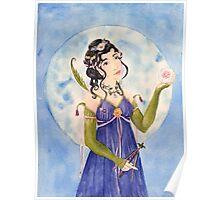 Flower Moon Poster