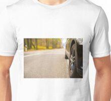 Car wheel Unisex T-Shirt