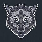 Wolf by TanyaTish