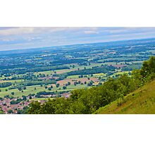 View from malvern hills Photographic Print