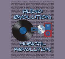 Audio Evolution. Musical Revolution by ori-STUDFARM