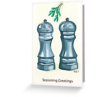 Seasoning Greetings Greeting Card