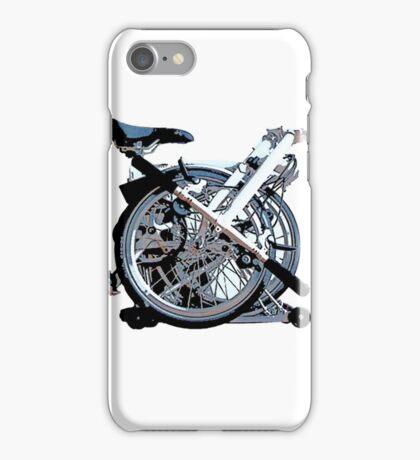 Folded Brompton iPhone Case/Skin