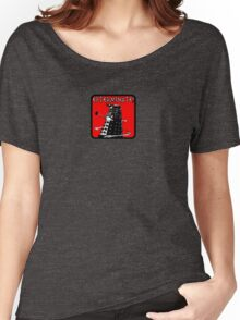 Dalek exterminate! t shirt Women's Relaxed Fit T-Shirt