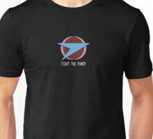 Blake's 7 spoof logo  federation 'fight the power' tee Unisex T-Shirt