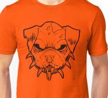 Zombie Pitbull Spike Collar Unisex T-Shirt