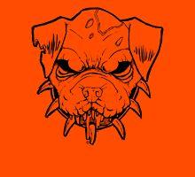 Zombie Pitbull Spike Collar T-Shirt