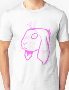 Surprised bunny !? T-Shirt