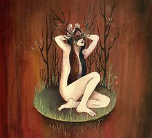 Weeds by Irina Sidorowicz
