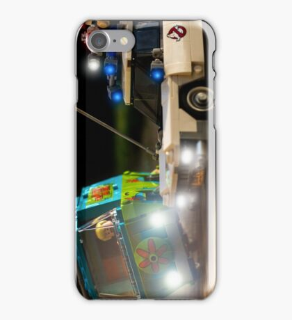 Ghostbusters vs Scooby Doo iPhone Case/Skin