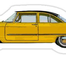 1957 Plymouth Plaza Sticker
