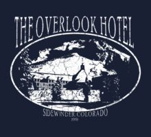 Overlook Hotel White by AngryMongo