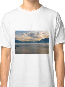 Sea of fog Classic T-Shirt