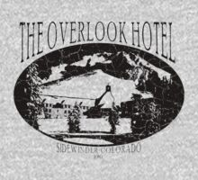 Overlook Hotel by AngryMongo