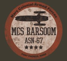 MCS Barsoom (ASN-67) by jcharlesw
