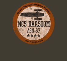 MCS Barsoom (ASN-67) Unisex T-Shirt
