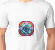 Horizons Unfolding Glow Unisex T-Shirt