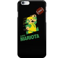 Super Mariota iPhone iPhone Case/Skin