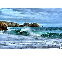 Double Wave Photographic Print