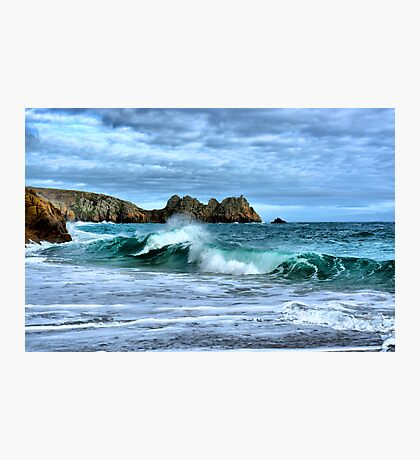 Double Wave Photographic Print