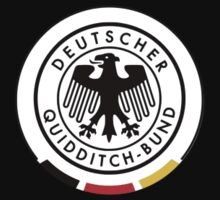 Germany Quidditch - Small by mlny87