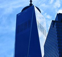 WTC-Freedom Tower by VDLOZIMAGES
