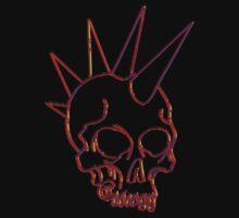 Punk Skull by DreddArt