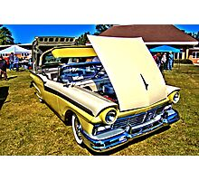 Engineered by Ford  Photographic Print