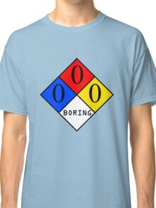 NFPA - BORING Classic T-Shirt