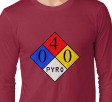 NFPA - PYRO Long Sleeve T-Shirt