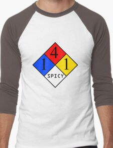 NFPA - SPICY Men's Baseball ¾ T-Shirt