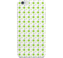 Background Flowers iPhone Case/Skin