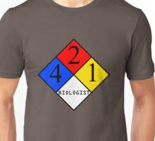 NFPA - BIOLOGIST Unisex T-Shirt