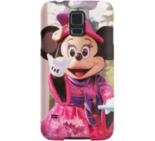 Minnie Mouse Samsung Galaxy Case/Skin