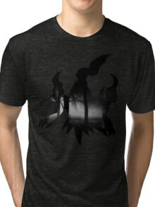 Darkrai - Pokemon Realism Tri-blend T-Shirt