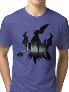 Darkrai - Pokemon Realism Tri-blend T-Shirt