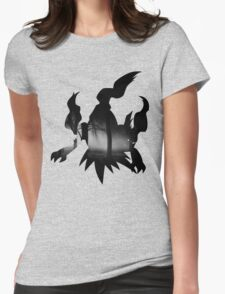 Darkrai - Pokemon Realism Womens Fitted T-Shirt