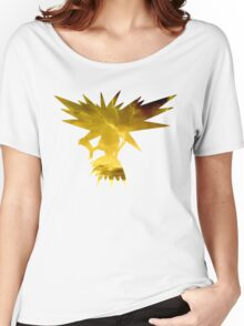 Zapdos - Pokemon Realism Women's Relaxed Fit T-Shirt