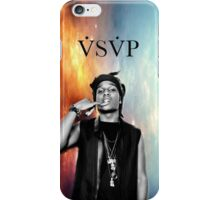 Asap Rocky VSVP iPhone Case/Skin