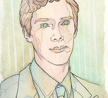 Benedict: in colours by JessicaMariana