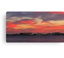 ft pierce! Canvas Print