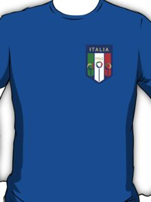 Italy Quidditch - Small T-Shirt