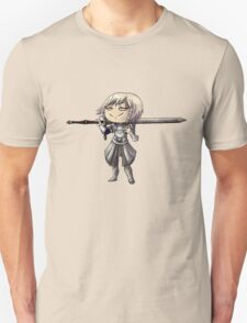 Sivermont the Illiterate Undead Unisex T-Shirt
