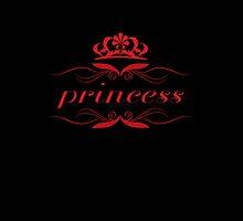 princess & crown 2 by sabrina card