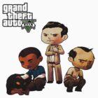 Grand Theft Auto V by natuprunk