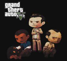 Grand Theft Auto V Kids Clothes