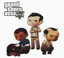 Grand Theft Auto V by Janita Puska
